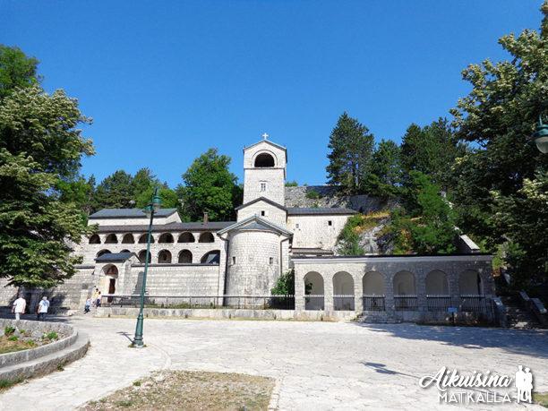 Cetingen luostari